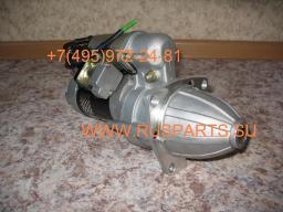 стартер двигателя Isuzu 6BG1T 5-81100-169-1