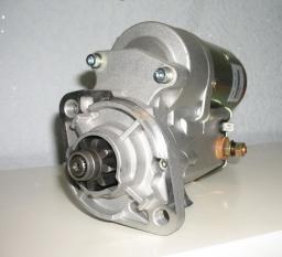 Стартер двигателя Kubota Z482 / Z482E 28100-12012, 19837-63010, 028000-8890