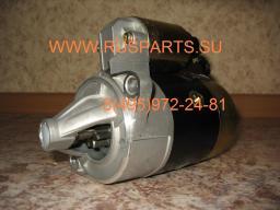 Стартер двигателя Nissan H15 для погрузчика Komatsu FG20 T-16 23300-00H10, 23300-00-H11, 23300-L2912