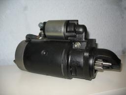 Стартер двигателя Perkins 2873K063, 2873K109, 2873K115