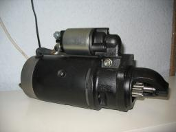 Стартер двигателя Perkins 2873K416, 2873K605, 2873K612