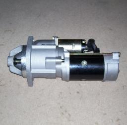 Стартер двигателя S6D125 на экскаватор Komatsu GD625 0-23000-6533, 0-23000-7020, 0-23000-8300, 600-813-3630