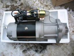 Стартер для катка Bomag BW177PD двигателя Cummins 4BT3,9