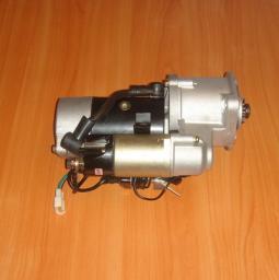 Стартер для катка Sakai TS200 с двигателем Isuzu 6B1LJ-01 1-81100-253-1