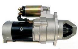 Стартер для экскаватора Komatsu PC400 600-813-3632, 600-813-3631
