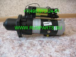 Стартер к двигателю Komatsu SA6D125 (24V)