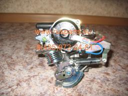Карбюратор двигателя Nissan Н20 (С электрической заслонкой) на погрузчик HelI CPQD15
