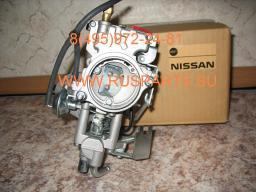Карбюратор двигателя К21 на погрузчик Nissan 01ZUJ02A20U