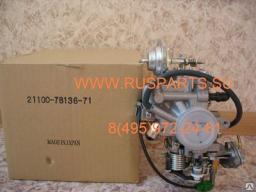 Карбюратор двигателя 5К на погрузчик TOYOTA 02-7FG15/ 8FG15