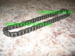 Цепь ГРМ двигателя Toyota 4Y (однорядная)