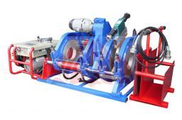HDC90-315-4 гидравлический сварочный аппарат для стыковой сварки полиэтиленовых ПЭ ПНД труб встык