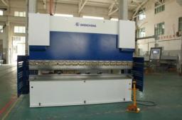 WEK-100т3200 электрогидравлический листогибочный пресс из Китая