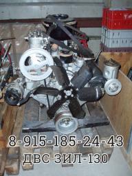 Новый двигатель ЗИЛ 130