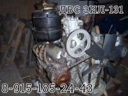 Новый двигатель ЗИЛ 131