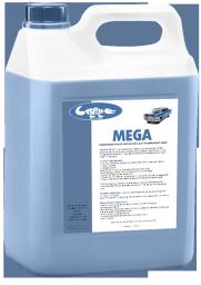 Автошампунь Мега 5л