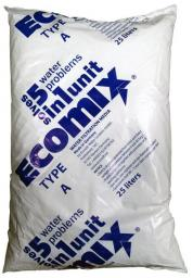 Ecomix® А - многоцелевой ионообменный материал для умягчения воды и удаления железа