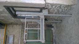 Лифт подъемник для инвалидов вертикальный