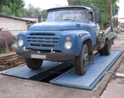 Автомобильные подкладные весы ВСУ-Т-1П4 (до 15 т)