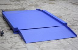 Низкопрофильные платформенные весы ВСП4-Н 300/0.1 1000х1000 мм