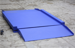 Низкопрофильные платформенные весы ВСП4-Н 1000/0.5 1500х1250 мм