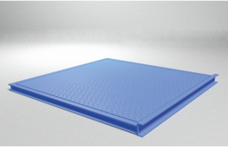 Платформенные весы с ограждением ВСП4-Т 150/0.05 1000х750 мм