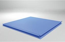 Платформенные весы с ограждением ВСП4-Т 600/0.2 1500х1500 мм