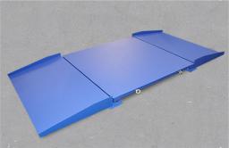 Платформенные весы с пандусами ВСП4-Б 1000/0.5 1250х1250 мм