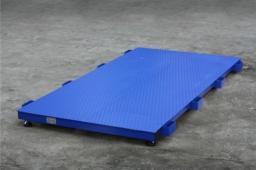 Животноводческие весы ВСП4-1000.2Ж без ограждения 2000х1000 мм