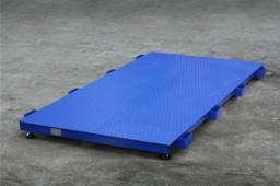 Животноводческие весы ВСП4-1500Ж без ограждения 2000х1250 мм