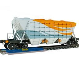 Вагонные весы для поосного взвешивания в движении всех типов вагонов (фундаментные)