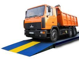 Автомобильные весы ВАТ-80-12-2