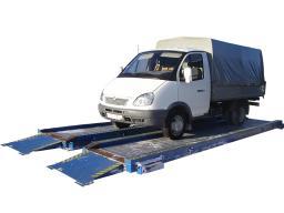 Автомобильные весы Усадьба ПНВ=30 тонн, L=4 метра