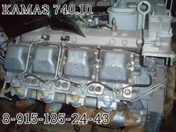 Новый двигатель КАМАЗ 740.10