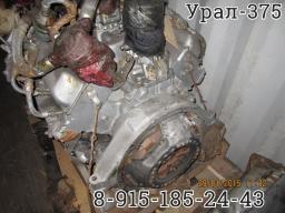 Новый двигатель Урал 375