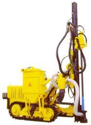KH5 Пневмо-гидровлическая бурильная установка KH5 на гусеничном ходу