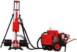 KQY90 гидропневматическая установка погружного бурения KQY90