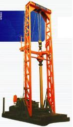 Инженерно-строительная буровая установка модели GPS-18А