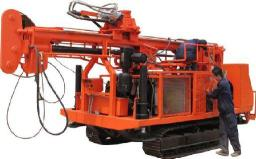 Гусеничная гидравлическая буровая установка YZL300 Crawler Hydraulic Well Drilling