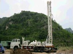 Буровая установка MJ‑600A для бурения водяных скважин