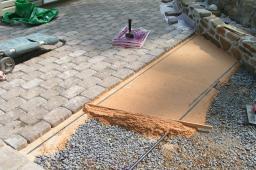 Выполнения работ по укладке тротуарной брусчатки качественно. Укладка плитки с полной или частичной подготовкой основания