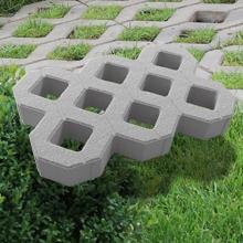 Продажа вибропрессованной тротуарной плитки (брусчатки) Газонная решетка 500х330х70 мм от производителя, с доставкой по всей территории Москвы и Московской области