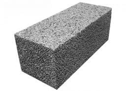 Керамзитобетонный стеновой блок полнотелый от производителя