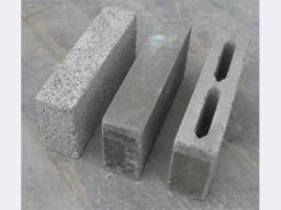 Перегородочный ПОЛНОТЕЛЫЙ пескоцементные блок 400х200х120