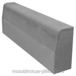 Бордюрный камень Моква 100х30х15 вибропрессованные от производителя