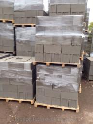 Блоки для забора 400х200х200 (пустотелые) с доставкой