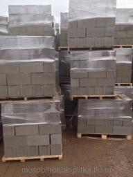 Строительные блоки пескоблоки 40х20х20 (пустотелые)