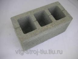 Блоки стеновые Мытищи, Королев, Ивантеевка полнотелые