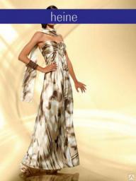 Шикарное вечернее платье с шалью от Европейских дизайнеров из Германии по самым низким ценам !!!