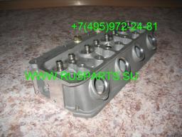 Головка блока цилиндров двигателя Toyota 5К