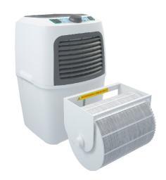 Увлажнитель-очиститель воздуха Fanline VE400-4